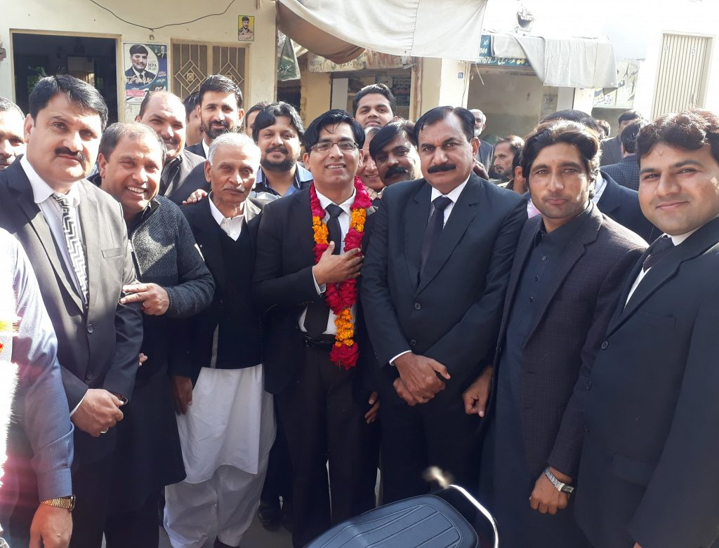 depalpur okara bar association election
