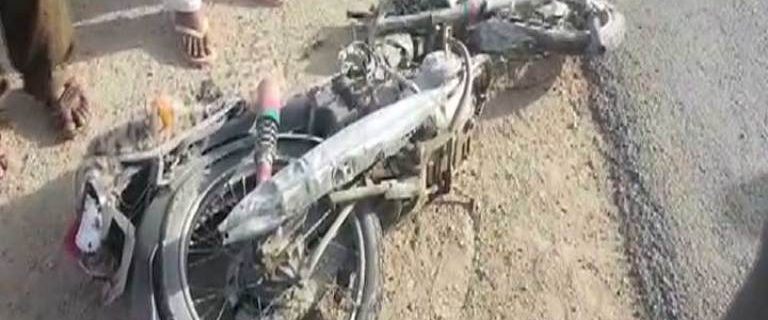 accidents in okara