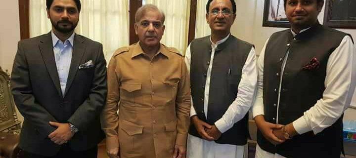 mian shahbaz sharif ki depalpur amad