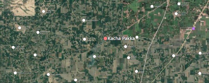 kacha pakka history