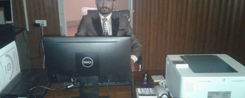police front desk employees