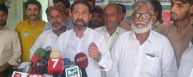 mehmood haider baloch pp 187