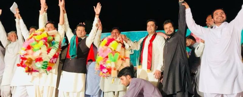 mian manzoor wattoo supported pti in NA 143