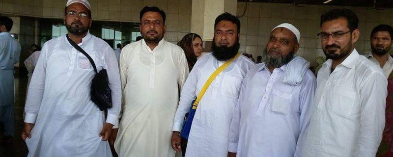 famous buisnesman haji akbar passed away