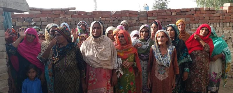 double shah woman arrested in depalpur