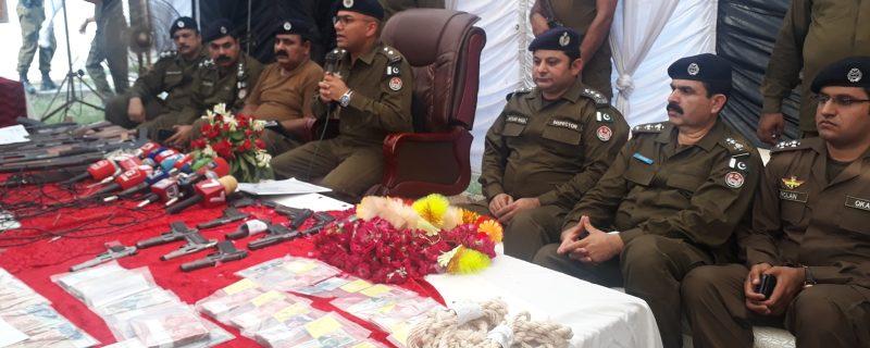 asp depalpur singhar malik opration against criminals