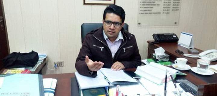 ac depalpur masood bukhari transfered