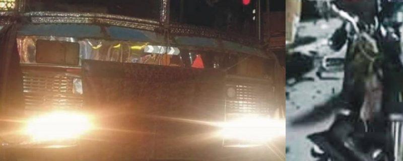 haveli lakha accident 1 killed 2 injured