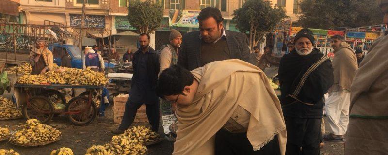 ac depalpur malik rashid nemat khokhar visited sabzi mandi