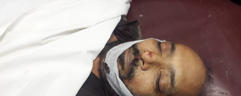 sons killed their father in depalpur