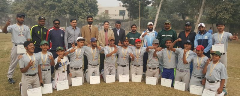 allied school depalpur campus won base ball chamionship
