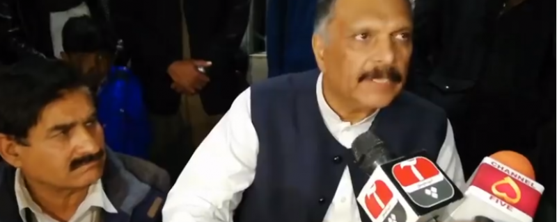 muslim league zia leader ijaz ul haq bashes india
