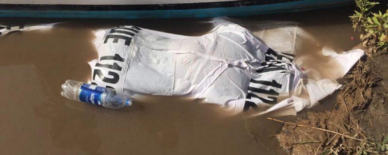 deadbody found from ravi river