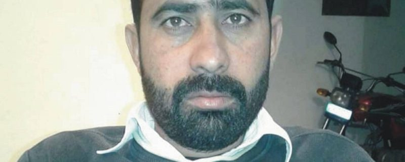 police constable haider ali died in heart attack