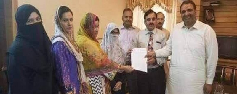ceo health okara dr abdulmajeed issued doctors appointment letters issued on residence of pti saleem