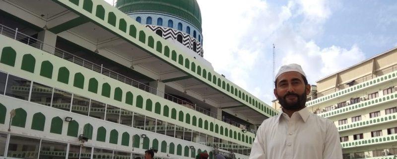dawat islami leader meets okara diary