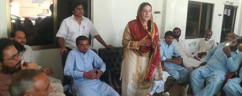 jahan ara wattoo bashes india on kashmir issue