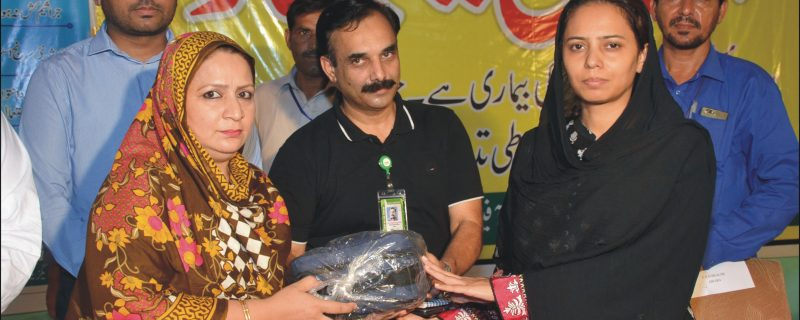 district health authority okara held a seminar for barbers and beautitions
