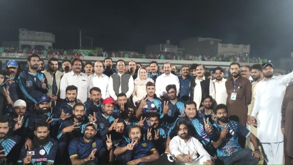 Alwaheed warriars won the DSL champion title