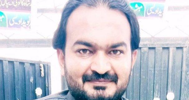 pir naveed awaisi,PMLN youth wing,depalpur,okaradiary.com