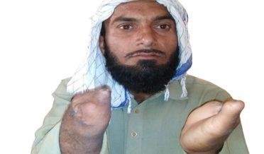 dono hathon se mazoor shahbaz ehsas program se mehroom okara diary