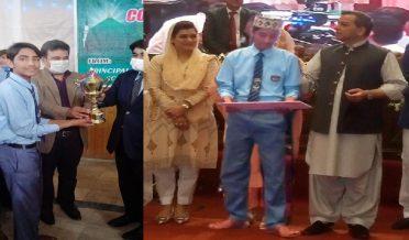 دیپالپور،ہونہار طالبعلم علی حسین نے مقابلہ نعت خوانی میں پنجاب بھر میں تیسری پوزیشن حاصل کر لی