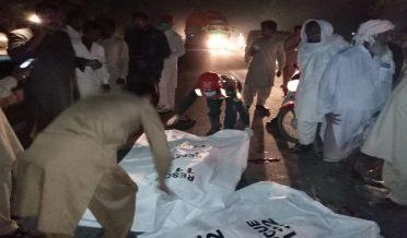 دیپالپور قصور روڈ فرید کوٹ کے قریب خوفناک حادثہ،دو سگے بھائی جاں بحق