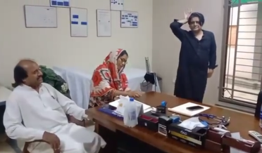 ساہیوال کے زندہ دل ڈاکٹر کی وڈیو وائرل